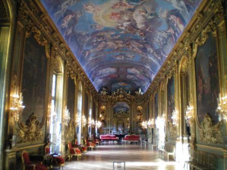 La Galerie Dorée