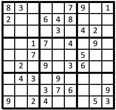 paris,à vous de jouer,sudoku